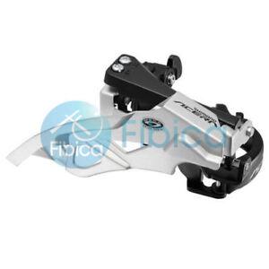 New-Shimano-Acera-FD-M390-Triple-Front-Derailleur-Top-swing-31-8-34-9mm-3-speed