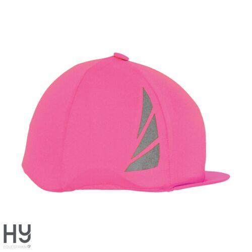 Reflective HyVIZ Reflector Hat Cover Be Safe Be Seen Hi Viz