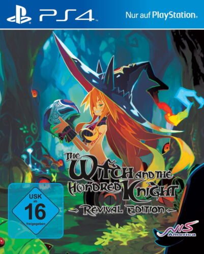 1 von 1 - The Witch And The Hundred Knight Revival Edition (Sony PlayStation 4)