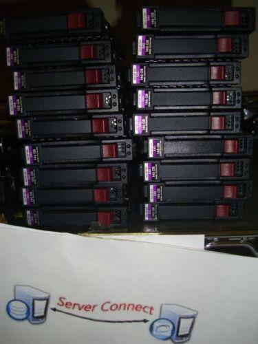"504062-B21 504334-001 HP 146GB 15K 3G 2.5/"" SAS DUAL PORT HARD DRIVE"