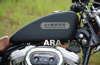 Daboss Motorcycles Decal Fuel Gas Tank Sticker Harley Davidson Bike Motorcycle S