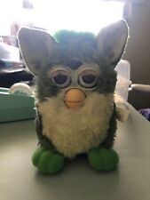 1998 Furby Green 70-800 With Tag