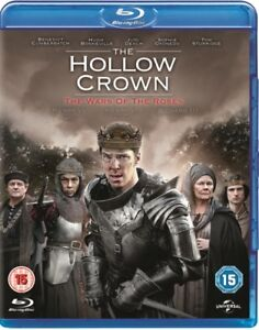 The-Creux-Crown-The-Wars-Of-The-Roses-Complet-Mini-Serie-Blu-Ray-Neuf-Bleu
