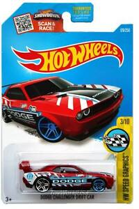 Hot Wheels Hw Speed Graphics Dodge Challenger Drift Car