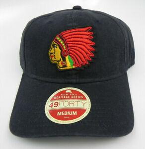 BOSTON-BRAVES-MLB-NAVY-NEW-ERA-9FORTY-MEDIUM-VINTAGE-HERITAGE-DAD-HAT-CAP-NEW