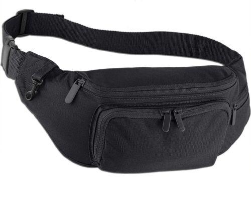 LTG PRO Bum Bag Waist Purse Pouch Hip Fanny Pack Sports Holiday Travel Ext Belt