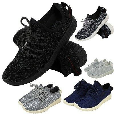 5a38d86c45b Sale! Mens Running Trainers Womens Fitnness Gym Sports Comfy Lace Up Shoes  Size
