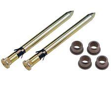 Carded Front Dorman 38473 Door Hinge Pin /& Bushing Kit-and Bushing Kit