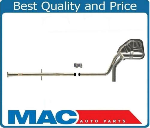 Middle Exhaust Pipe W Right Muffler Fits Mini Cooper Supercharged 02 to 07//04