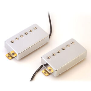 039-59-Vintage-PAF-style-AlNiCo-V-humbucker-coil-tap-pickups-SET-or-SINGLE