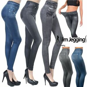 92ae5644a22 3 X Zlimmy Slim Caresse Jeans Skinny Jeggings Shapewear Slimming ...