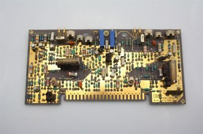 Initiative Agilent Hp 8569b Spectrum Analayzer Board Card B.w Filter 5061-5436 A-2550-53 Test, Measurement & Inspection Analyzer Parts & Accessories