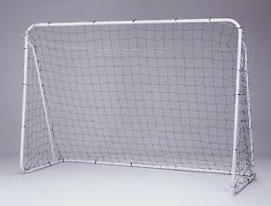 But De Football Avec Tube En Metal 300 X 120 205 Cm - Cage Foot Sport D E