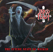 BLOOD FEAST - The Future State of Wicked (NEW*LIM.BLUE/RED VINYL*US THRASH METAL