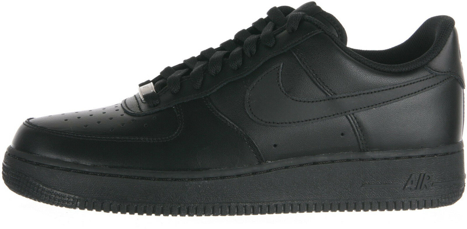Nike Air Force 1 Low All Black Triple Black Style  315122-001