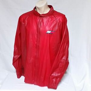 top-rated discount discount sale choose newest Details about VTG 90s Tommy Hilfiger Athletics Raincoat 90s Jacket Flag  Spell Out Coat XXL 2XL