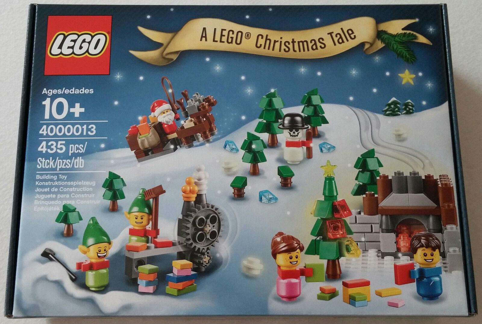Lego  ® 4000013 A LEGO Christmas Tale nouveau & OVP Limited Edition Ltd 6074709  dégagement jusqu'à 70%