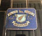 BLUE SHIELD MEDIUM Tobacco Cigarettes Vintage Tin