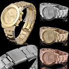 Luxury Women's Fashion Stainless Steel Watch Analog Quartz Wrist Watches New