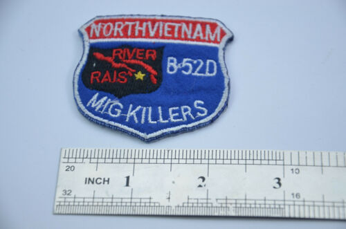 VIETNAM MIG KILLER US MILITARY 2/' SEW IRON ON  PATCH BADGE EMBROIDERY APPLIQUE