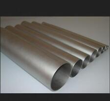 2pcs Titanium Alloy Round Tube 51mm Od X 10mm Thickness Ti Tubing 50cm L