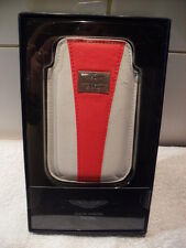 ASTON Martin Racing Official Licensed iPhone 4 / 4S CUSTODIA COVER NUOVO CON SCATOLA