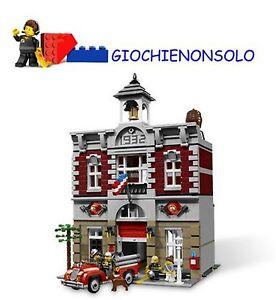 Legos Exclusive 10197 - Pompiers
