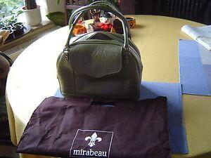 Handtasche von mirabeau mit Staubtasche