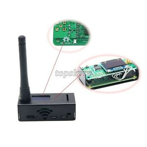 HOT-Assembled-MMDVM-Hotspot-Support-P25-DMR-YSF-Raspberry-pi-OLED-Antenna