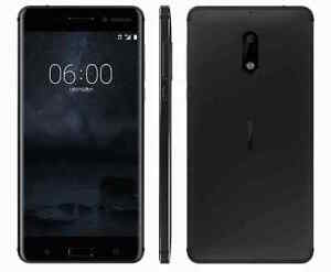 Nokia 6 Duos 64GB Black