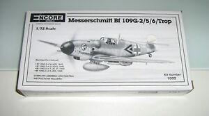 Encore 1/72 Messerschmitt BF109 G2/5/6 Trop - Sierning, Österreich - Encore 1/72 Messerschmitt BF109 G2/5/6 Trop - Sierning, Österreich