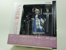 FATE STAY NIGHT - SABER - 2007 - REVOLTECH KAIYODO - NEW IN BOX WITH OBI LABEL
