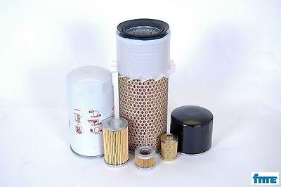 Filter Set Takeuchi TB 045 Yanmarmotor Filter
