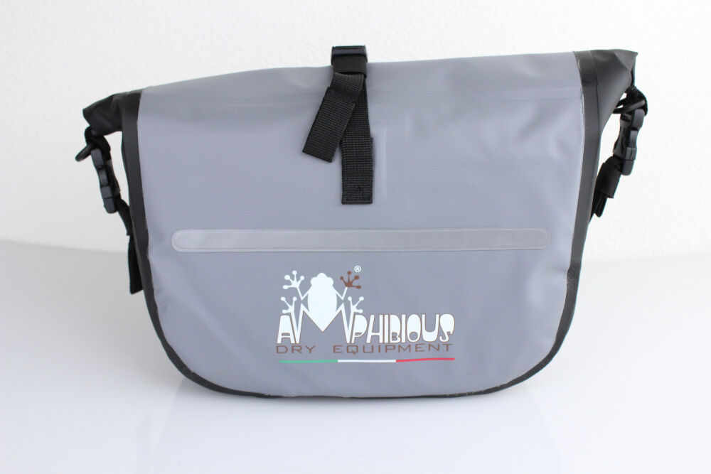 Amphibious Dry Equipment Outdoor Gürteltasche Koala Wasserdicht in grey