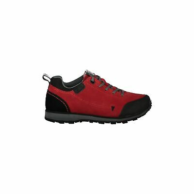 Cmp Scarponcini Outdoorschuh Kids Elettra Low Hiking Shoes Rosso Tinta-mostra Il Titolo Originale