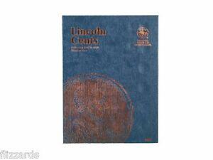 Lincoln Cents 1909-1940 Whitman Folder