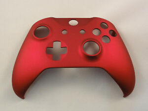 Image Is Loading Soft Touch Red Front Shell For Xbox One