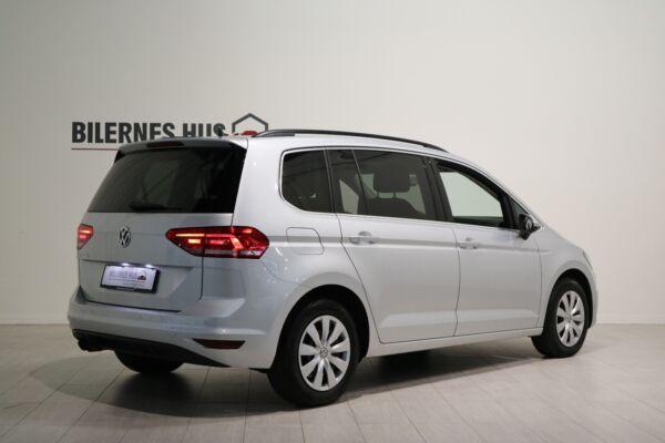VW Touran 2,0 TDi 150 Comfortline 7prs - billede 1