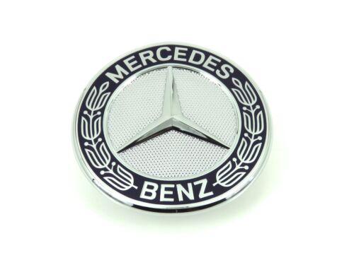 Nuovo Originale Mercedes Cofano Distintivo Per Classe C W202 W203 W204 /& W220