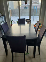Dining Room Set Buy And Sell Furniture In Edmonton Kijiji Classifieds