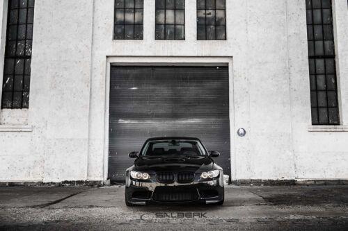 Set renale LUCIDO NERO per BMW 3er m3 COUPE e92 FRONT GRILL salberk 9003