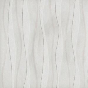 New arthouse wave white blown vinyl texture stripe for Paintable wallpaper home hardware