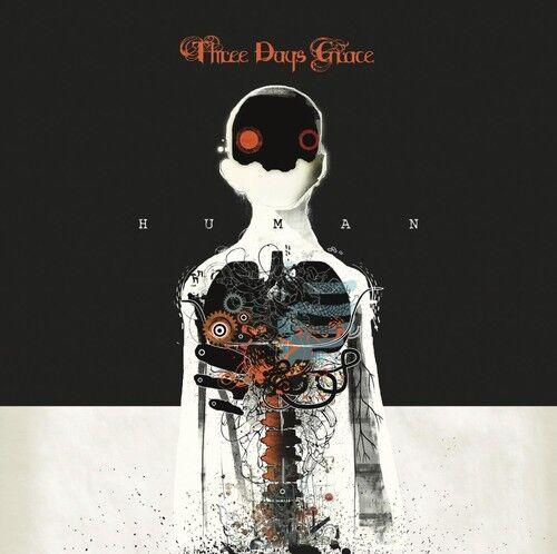 Three Days Grace - Human [New CD]