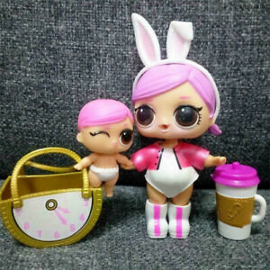 2-LOL-Surprise-Doll-HOPS-Family-Series-2-Wave-1-Storybook-Club-Bunny-Rabbit-Ears