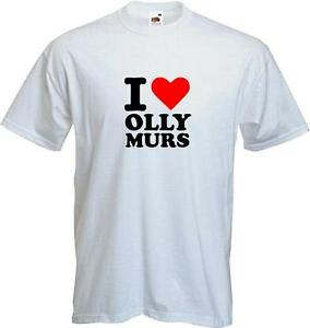 I-Love-heart-Olly-Murs-Quality-T-shirt