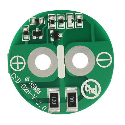 Hot Sale 2.7V 500F super capacitor 3.5cm Balancing Protection Board Nw