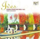 Ives Sonates Pour Piano No. 1 Et 2 - Eckhardt Rene CD