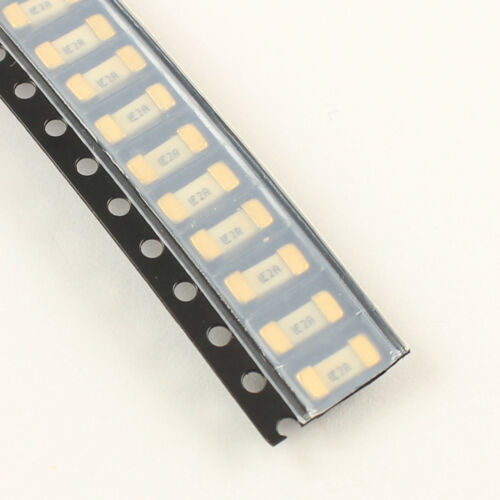 50Pcs Littelfuse Very Fast Acting FF SMD 1808 2A 125V Surface Mount Fuses