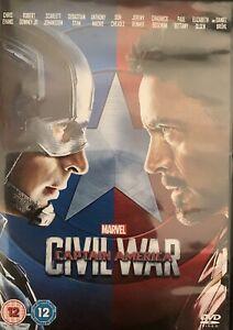 Marvel-Captain-America-Civil-War-New-Sealed-DVD