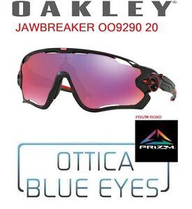 2496101047 Occhiale da Sole OAKLEY JAWBREAKER 9290 20 PRIZM ROAD Sunglasses ...